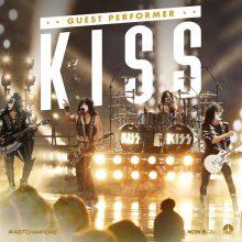 """Pamatykite: įspūdingas roko grupės """"KISS"""" šou """"America"""