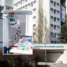 Tėvą palaidojusios dukros košmaras: į ligoninę paguldė tik tada, kai padėti buvo per vėlu