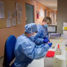 Lietuvoje užsikrėtusiųjų COVID-19 skaičius auga: per parą – 38 nauji atvejai