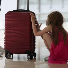 Psichologė skyrybų audras išgyvenančius tėvus kviečia pirmiausia pagalvoti apie savo vaikus