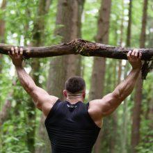 J. Leonavičiūtė kviečia sportuoti kartu: svarbiausia – vidinė harmonija