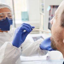 Koronavirusas Estijoje: per parą nustatyti 134 COVID-19 atvejai