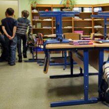 Naujiems mokslo metams mokyklos ruošiasi iš anksto