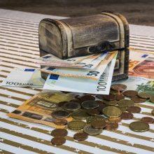 Smulkiajam ir vidutiniam verslui palūkanoms kompensuoti – papildomi 5 mln. eurų