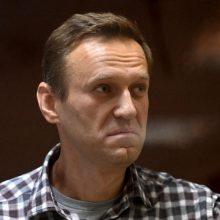 Prancūzija įspėja Rusiją dėl sankcijų, jeigu A. Navalnas mirs