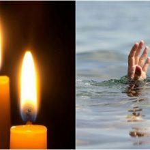 Nelaimė Zarasų rajone: ežere nuskendo vyras