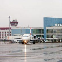 """Vyriausybinė komisija siūlo blokuoti """"Avia Solutions Group"""" plėtrą Vilniaus oro uoste"""