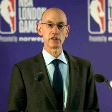NBA – labai arti sugrįžimo: vadovams beliko balsuoti už A. Silverio planą