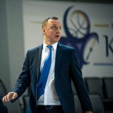 """M. Šernius apie Prienų """"CBet"""" sezoną: dešimtukas su pliusu"""