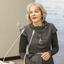 A. Skaisgirytė sako, kad Lietuva ir Kinija galėtų sugrąžinti ambasadorius į pareigas