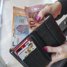 Lietuvos bankas: per metus padirbtų eurų sumažėjo daugiau nei perpus