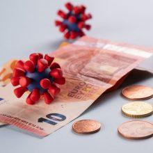 T. Povilauskas: tikėtina, kad ketvirtą šių metų ketvirtį ekonomika grįš į priešpandeminį lygį