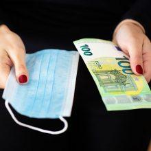 """""""Invega"""": nuo pandemijos pradžios verslui suteikta 639 mln. eurų finansinės pagalbos"""