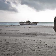 Prie Kamerūno krantų pagrobta septyniolika kinų ir ukrainiečių jūreivių