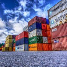 Trečią ketvirtį visų rūšių transportu vežta 45,5 mln. tonų krovinių