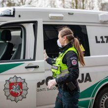 Kauno apskrities policijos darbas pandemijos fone: kokie nusikaltimai dominavo 2020-aisiais?