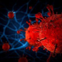 """Nauji COVID-19 atvejai: virusas plinta """"Carite"""", pataisos namuose, šeimose"""