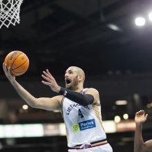 LKL žaidėjų nuomonė: geriausias legionierius ir MVP – Ž. Šakičius