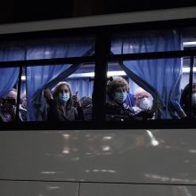 JAV evakavo savo piliečius iš kruizinio laivo Japonijoje