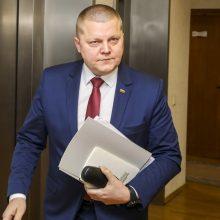 Žvalgyba NSGK pristatys naujausią informaciją Baltarusijoje