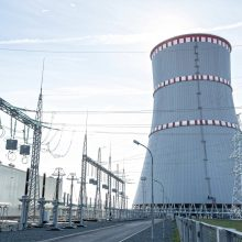 Latviai pardavinės Astravo AE elektrą apeidami Lietuvą
