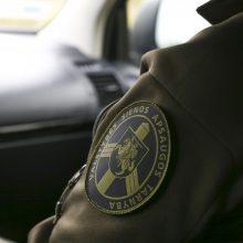 Užkardos vadas: pasienio pareigūnai atsipalaiduoti dar negali – padėtis vis dar įtempta