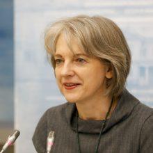 A. Skaisgirytė: Lietuvos ambasadoriaus ES skyrimas tapo labai politizuotas