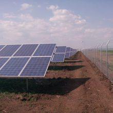 Dėl paramos įsirengti saulės elektrines gauta daugiau 3,5 tūkst. paraiškų