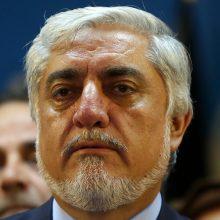 Afganistano prezidento rinkimų nugalėtoju pasiskelbė A. Abdullahas