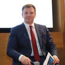 Finansų ministras susitarimą dėl kitų metų ES biudžeto vertina teigiamai