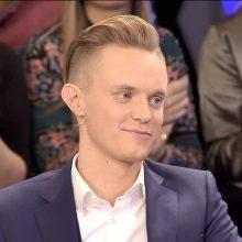 R. Bernatonis: milijoną JAV uždirbti lengviau, bet gyventi Lietuvoje geriau
