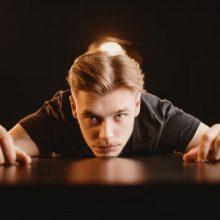 Jaunasis aktorius M. Bendžius: svajonių vaidmuo – boksininkas
