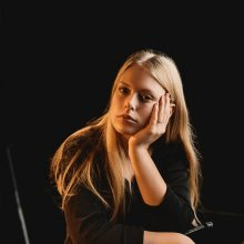 Aktorė J. Maskoliūnaitė: kurti vaidmenį – it per kančią siekti nušvitimo