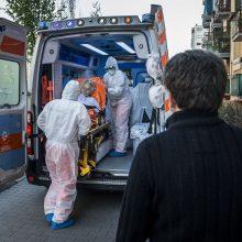 Italijoje – mažiausias paros mirčių nuo koronaviruso skaičius per dvi savaites