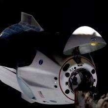 NASA: JAV naujasis pilotuojamas erdvėlaivis turi sugrįžti į Žemę rugpjūčio pradžioje