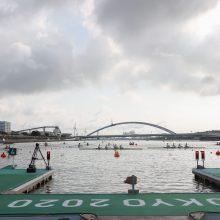 Nyderlandų irkluotojų olimpinė komanda izoliuojasi dėl COVID-19 protrūkio
