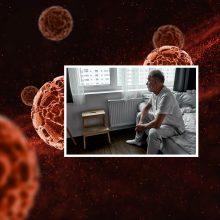 Epidemiologų akiratyje – naujas COVID-19 židinys slaugos namuose Trakuose