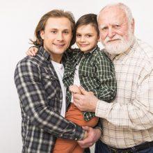 Psichologė: net ir 60 metų vaikas laukia, kad tėtis atsirastų