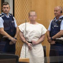Įtariamas Kraistčerčo šaulys siuntė laiškus iš kalėjimo