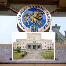 STT tiria fiktyvų įdarbinimą Molėtų ligoninėje, įtarimai pareikšti Ekspertų tarybos nariui V. Grigui