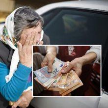 """Šančiuose močiutei galvą apsuko """"nuoširdus"""" sukčius: senjorė nusipirko puodų už 320 eurų"""