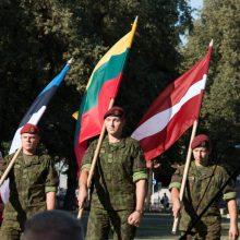 Šiauliečiai kviečia minėti Baltijos kelio 30-metį: koncertai, parodos ir žygiai