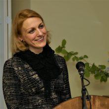 Rašytoja J. Žąsinaitė: bandant suvaldyti praeitį ir dabartį