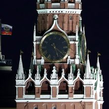 Rusijoje svarstoma buvusiems prezidentams suteikti teisinę neliečiamybę