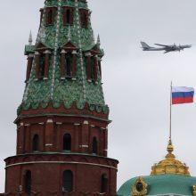 """JK diplomatijos vadovas kaltina Rusiją """"nusikaltėlių dangstymu"""""""