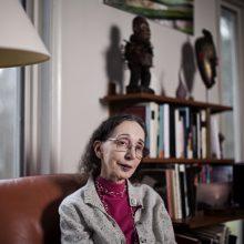 JAV rašytoja J. C. Oates laimėjo didžiausią Prancūzijoje literatūros premiją