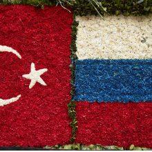 Rusijos vicepremjeras: Maskva ir Ankara gali aptarti karo lėktuvų tiekimą