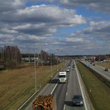 Aktualu vairuojantiems: eismo sąlygos – geros