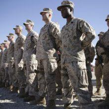 JAV ruošiasi išvesti tūkstančius karių iš Afganistano: siekiama užbaigti konfliktą