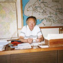 Muziejininkystės veteranas V. Stanikūnas: muziejus atstojo prarastą tėviškę